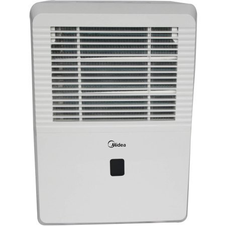 Midea Energy Star 50-Pint Dehumidifier | Capable of Continuous Operation | Easy-to-Read Electronic Controls by MIDEA