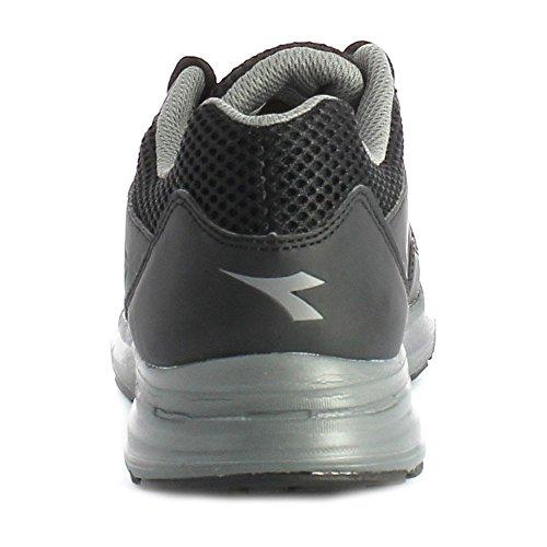 Diadora - Diadora Shape 6 Sl Sport Shoes Black Man C1927 NERO/GRIGIO JaTxjWm7