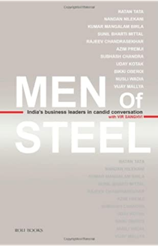 Men of Steel 9788174366139 available at Amazon for Rs.112