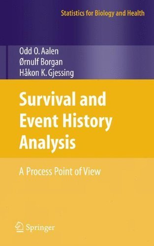 Survival and Event History Analysis: A Process Point of View (Statistics for Biology and Health) by Odd Aalen (2008-08-12)