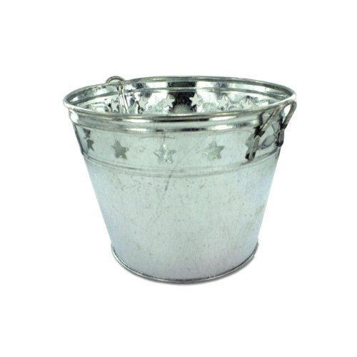 (JT Crafts Tin Bucket with Stars-12 Pack)