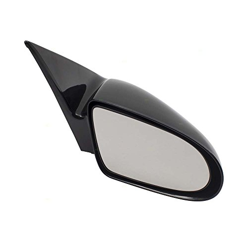 Passengers Manual Side View Mirror Ready-to-Paint Replacement for Chevrolet Geo Metro Suzuki Swift 30014013 AutoAndArt ()