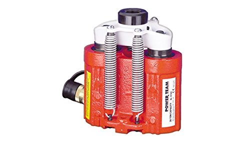 SPX Power Team RT302 Single Acting and Double Acting Center Hole Cylinders, 30 Ton Capacity, 2 1/2