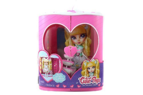 Jada Toys Cutie Pops Decoration Station  Doll Case  by Jada Toys - US