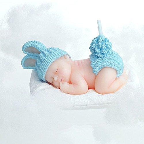 Baby Boy Candle - 9