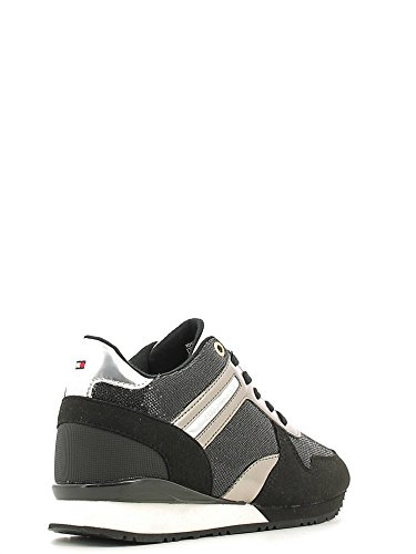 Tommy hilfiger FW56821995 Sneakers Donna Nero 36