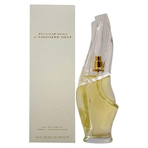 Cashmere Mist By Donna Karan For Women Eau De Parfum Spray (EDP) 100 ml, 3.4 oz (Brand New Sealed ()