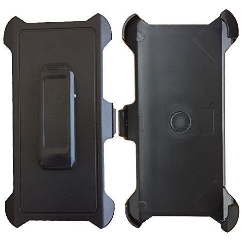 2 Pack Replacement Holster Belt Clip for Samsung Galaxy S8 Otterbox Defender Case(2PCS)