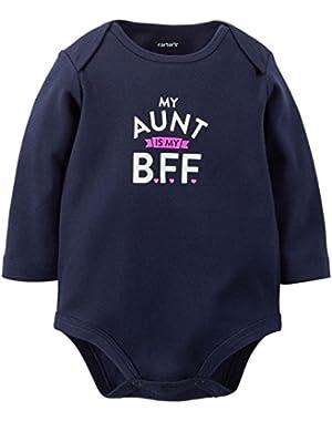 Slogan Bodysuit (Baby)