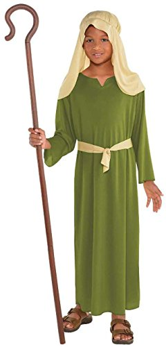 Amscan 8400993 costume, Medium, Green -