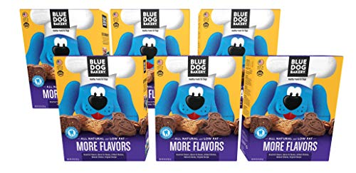 Blue Dog Bakery Natural Dog Treats, Assorted, More Flavors, (Pack of - Biscuits Natural Dog
