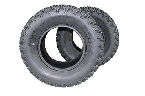(Set of 2) 25x10.00-12 Kubota RTV's 900, 1100 & 1140 UTV's Tires 6 Ply ATW-045 (900 Kubota Tires Rtv)