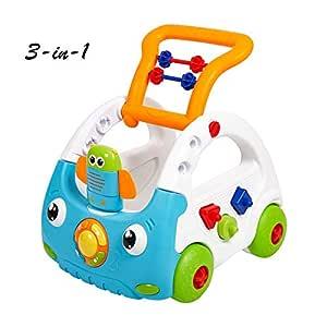 HBIAO Andadores para Bebes Carrito de Actividades para bebés ...
