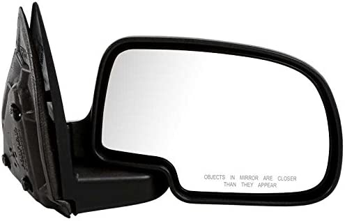 Prime Choice Auto Parts KAPFO1321238 Manual Passengers Side Door Mirror