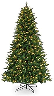 Mr. Christmas Alexa Compatible RGB Vermont Spruce LED Christmas Tree, Five Foot Artificial Tree, 5' – A Ce