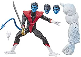 "Marvel Figura Legends 6"" Nightcrawler Toy"
