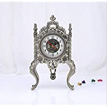 Creative Classical Clocks Mechanical Classical Watches Zinc Alloy