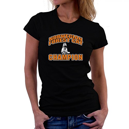 Norwegian Forest Cat champion T-Shirt