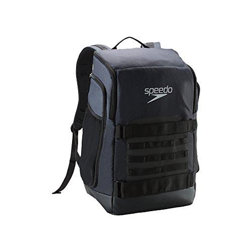 (Speedo Teamster Pro Backpack - Speedo Black, One Size)