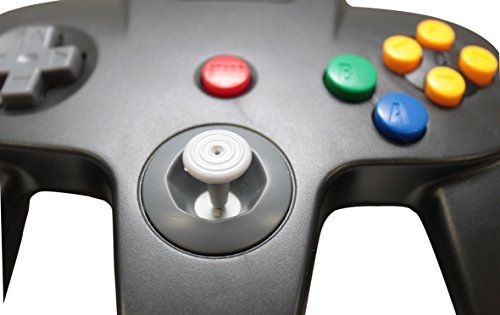 Controlador con cable USB Classic Retro N64 Bit para PC y MAC - Negro
