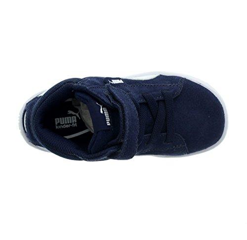 Puma , Jungen Sneaker blau dunkelblau