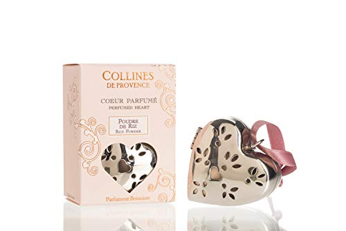 Collines de Provence Heart Scented Rice Powder