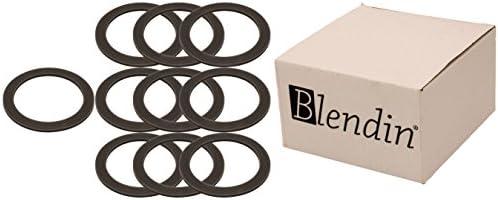 Blendin 10 piezas licuadora juntas sello anillo, se adapta a Oster ...