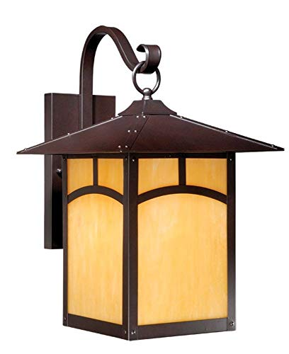 Mission Style Front Porch Light in US - 6