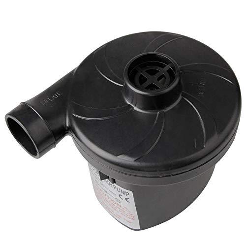 AC230V Gonfia Pompa di gonfiaggio Pompa elettropompa con 3 ugelli Nrpfell Pompa pneumatica elettrica a Presa EU DC12V