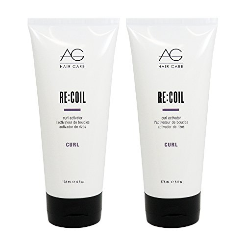 AG Hair Re Coil Curl Activator