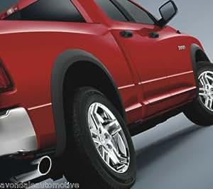dodge ram 1500 wheel fender flare set oem mopar automotive. Black Bedroom Furniture Sets. Home Design Ideas