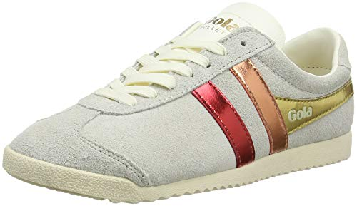 Ow Off Bullet para White Flare Mujer Multi Zapatillas Gola Marfil 4UYPnxFF