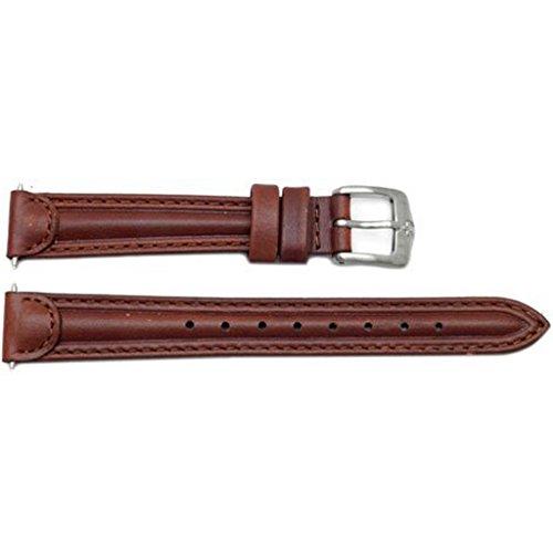 Genuine Wenger Ladies Brown 14mm Alpine Series Leather Watch Strap