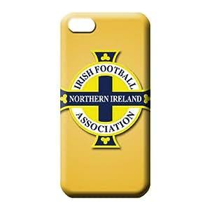 iphone 5c Shock-dirt Super Strong High Grade Cases phone skins northern ireland football logo