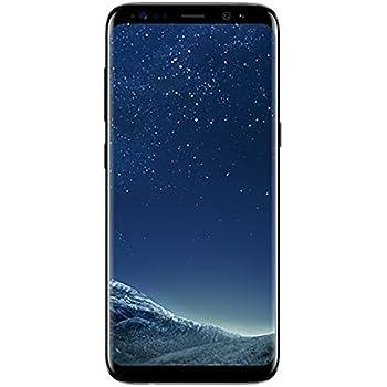 Samsung Galaxy S8+ SM-G955U 64GB Midnight Black T-Mobile (Certified Refurbished)