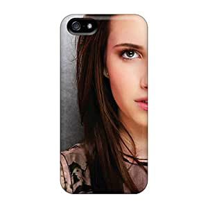 Perfect Fit XjYAu13607Ooksh Emma Roberts Hd Wide Screen Case For Iphone - 5/5s
