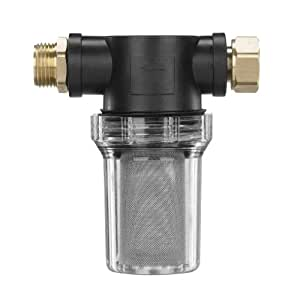 Powerfit AP31076 Sediment Filter Attachment for Garden Hoses and Pressure Washers