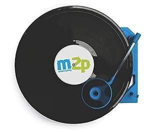 Amazon.com: make2play D-jay bricolaje Turntable Kit: Toys ...