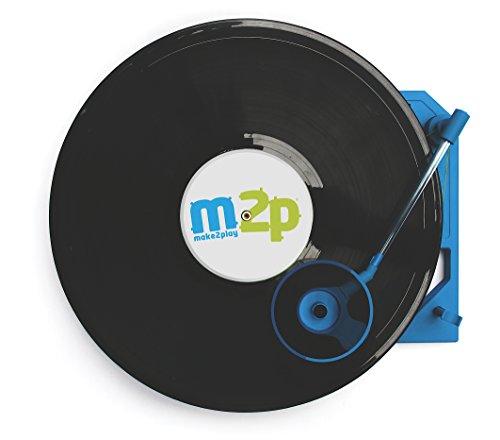 (Make2Play D-Jay DIY Turntable Kit)