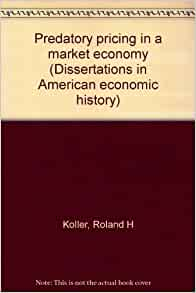 Dissertations in economic history
