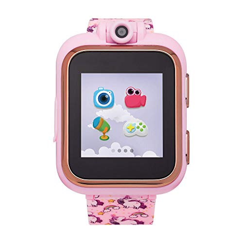 Playzoom iTouch Kids Smart Watch with Digital Camera and Video Recorder (Pink Unicorns) by    iTOUCH  (Image #4)