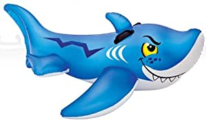 Intex Recreation 56567EP Friendly Shark Ride On Pool toy