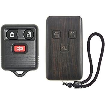 Amazon Com Shikelang Keyless Entry Remote Control Refit Rosewood