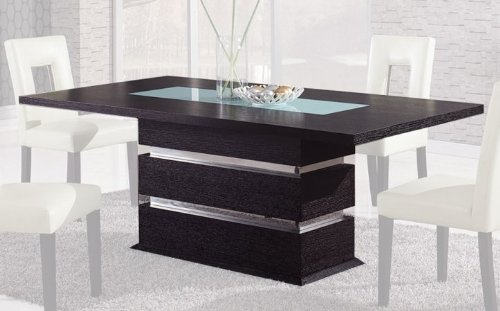 Amazoncom Dining Table in Wenge Tables