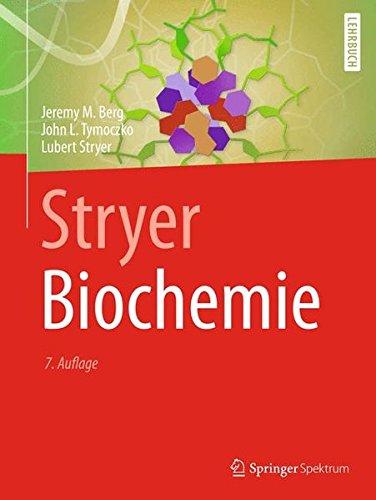stryer-biochemie