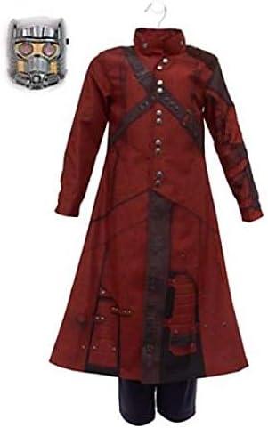Ragazzi Peter Quill Star Lord Fancy Dress Costume Guardiani della Galassia BN