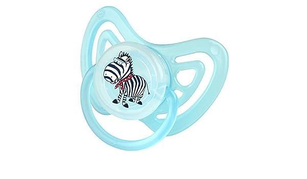 OKT Kids Chupete Ortodóntico 6+ Hippo Azul a partir de 6 ...
