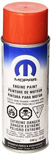 - Genuine Mopar P4349216AB Engine Paint 12oz