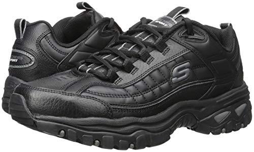 Skechers Sport Men's Energy Afterburn Lace Up Sneaker by Skechers