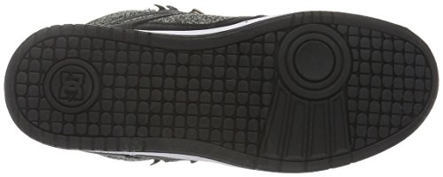 DC Damen Rebound Wnt High-Top, Schwarz (Black Dark Used-Bkz), 42 EU